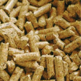 Granulés de bois Pellets