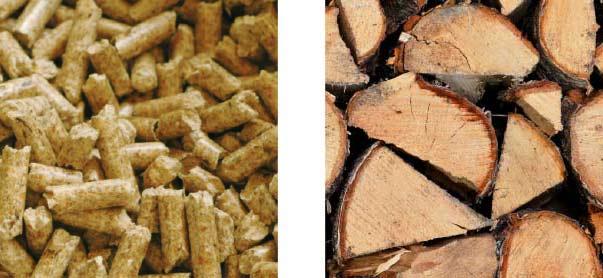 Bois Granulés Bûches
