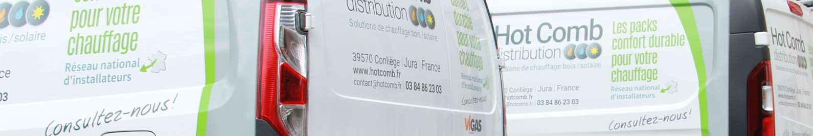 La force d'intervention HotComb Distribution